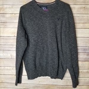 AMERICAN EAGLE men's athletic fit sweater large